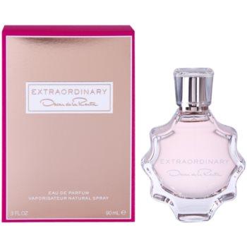 Oscar de la Renta Extraordinary eau de parfum para mujer 90 ml