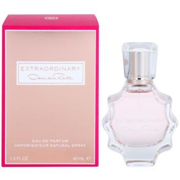 Oscar de la Renta Extraordinary eau de parfum para mujer 40 ml