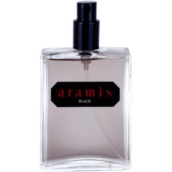 Aramis Aramis Black EDT tester for men 3.7 oz