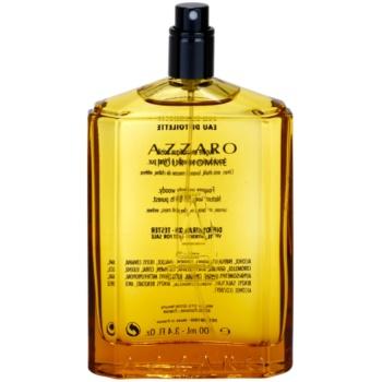 Azzaro Azzaro Pour Homme EDT tester for men 3.4 oz Refillable