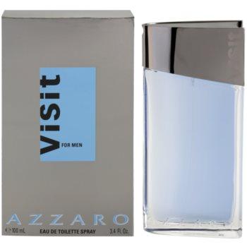 Azzaro Visit EDT for men 3.4 oz