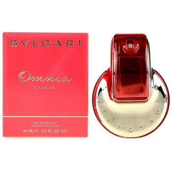 Bvlgari Omnia Coral EDT for Women 2.2 oz