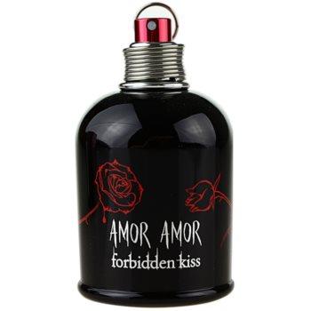 Cacharel Amor Amor Forbidden Kiss EDT tester for Women 3.4 oz