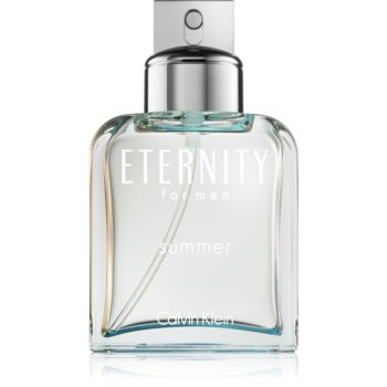 Calvin Klein Eternity for men Summer (2015) EDT for men 3.4 oz