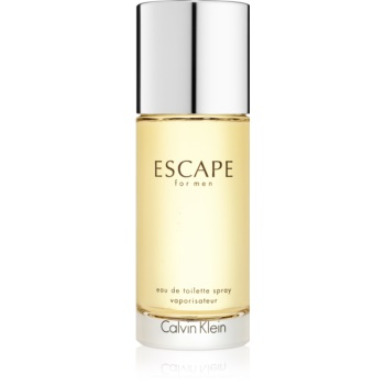 Calvin Klein Escape for Men EDT for men 3.4 oz
