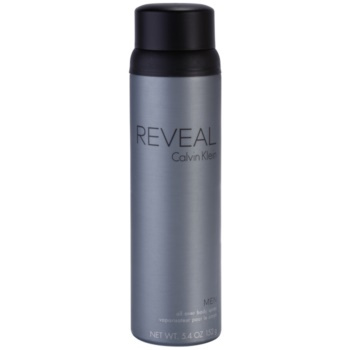 Calvin Klein Reveal Body Spray for men 5.5 oz