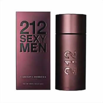 Carolina Herrera 212 Sexy Men EDT for men 3.4 oz