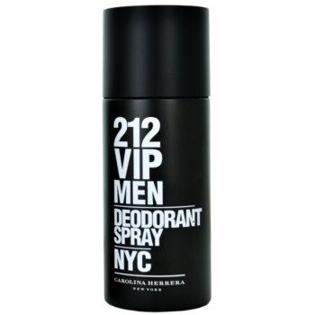 Carolina Herrera 212 VIP Men Deo spray for men 5.0 oz