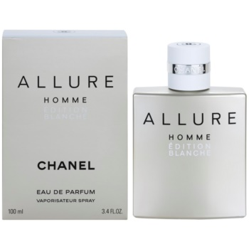 Chanel Allure Homme Edition Blanche EDP for men 3.4 oz