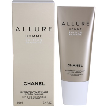 Chanel Allure Homme Edition Blanche After Shave Balm for men 3.4 oz