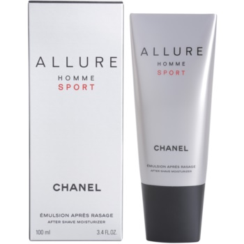 Chanel Allure Homme Sport After Shave Balm for men 3.4 oz