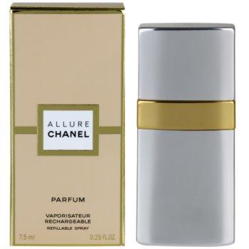 Chanel Allure Perfume for Women 0.25 oz Refillable