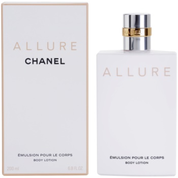 Chanel Allure Body Milk for Women 6.7 oz