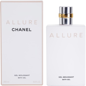 Chanel Allure Shower Gel for Women 6.7 oz