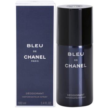 Chanel Bleu de Chanel Deo spray for men 3.4 oz