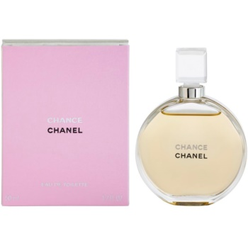 Chanel Chance EDT for Women 1.7 oz Without Atomizer