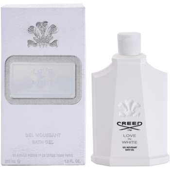 Creed Love in White Shower Gel for Women 6.7 oz