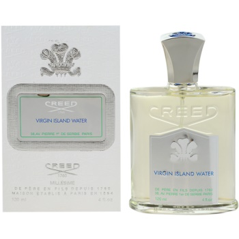 Creed Virgin Island Water EDP unisex 4.0 oz