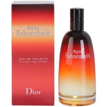 Christian Dior Dior Fahrenheit Acqua Fahrenheit EDT for men 4.2 oz