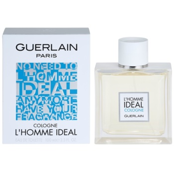 Guerlain L'Homme Ideal Cologne EDT for men 3.4 oz