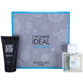 Guerlain L'Homme Ideal Cologne Gift Set II. EDT 1,7 oz + Shower Gel 2,5 oz