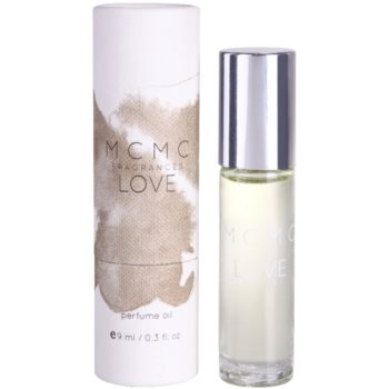 MCMC Fragrances Love Perfumed Oil for Women 0.3 oz