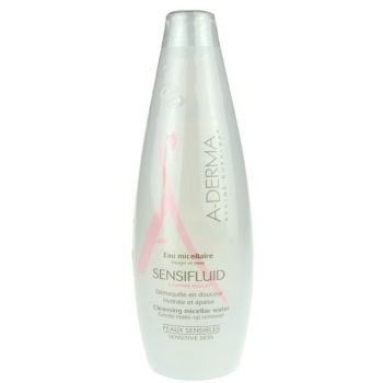A-Derma Sensifluid eau micellaire nettoyante pour peaux sensibles (Cleansing Micellar Water) 500 ml