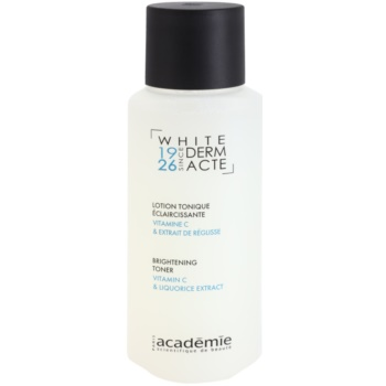 Académie Derm Acte Whitening lotion tonique illuminatrice (Vitamin C & Liquorice Extract) 250 ml