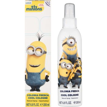 Air Val Minions spray corporel pour enfant 200 ml