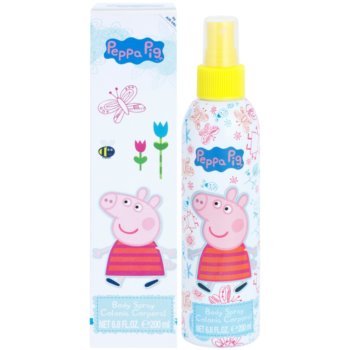 Air Val Peppa spray corporel pour enfant 200 ml