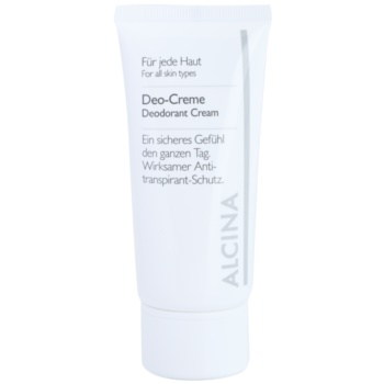Alcina For All Skin Types déo crème 50 ml