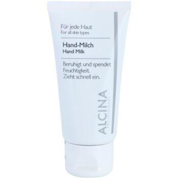 Alcina For All Skin Types lait mains anti-sécheresse de la peau 50 ml
