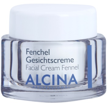 Alcina For Dry Skin Fennel crème pour restaurer la surface de la peau (Ideal Care for Flaky Skin) 50 ml