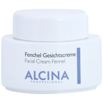 Alcina For Dry Skin Fennel crème pour restaurer la surface de la peau (Ideal Care for Flaky Skin) 100 ml