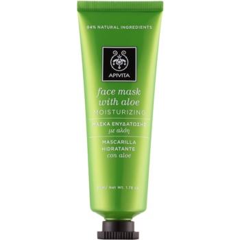 Apivita Express Beauty Aloe masque visage hydratant 50 ml