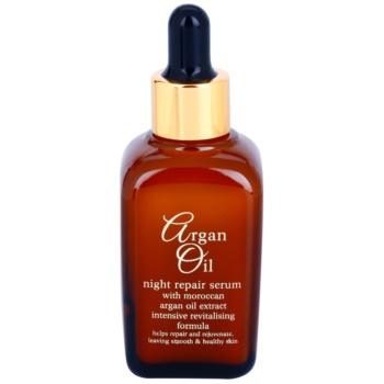 Argan Oil Revitalise Cares Protect soin de nuit rénovateur à l'huile d'argan (Intensive Revitalising Formula) 50 ml