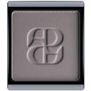 Artdeco Art Couture Wet & Dry fard à paupières longue tenue teinte 313.14 Matt Grey 1,5 g