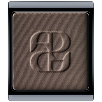 Artdeco Art Couture Wet & Dry fard à paupières longue tenue teinte 313.24 Matt Chocolate 1,5 g
