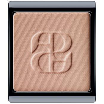 Artdeco Art Couture Wet & Dry fard à paupières longue tenue teinte 313.52 Matt Natural 1,5 g