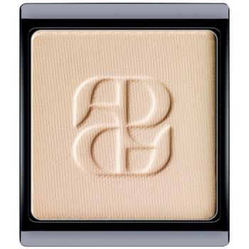 Artdeco Art Couture Wet & Dry fard à paupières longue tenue teinte 313.68 Matt Ivory 1,5 g