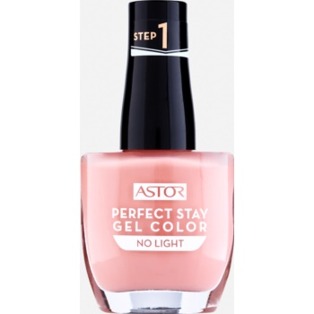 Astor Perfect Stay Gel Color vernis à ongles gel sans lampe UV/LED teinte 006 Desirable 12 ml