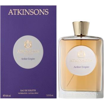 Atkinsons Amber Empire eau de parfum mixte 100 ml