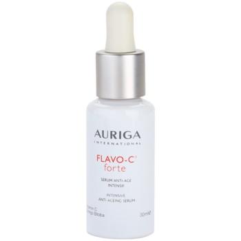 Auriga Flavo-C soin anti-rides intense (Intensive Anti-Ageing Care) 30 ml