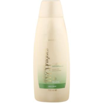 Avon Advance Techniques Daily Shine shampoing et après-shampoing 2 en 1 700 ml