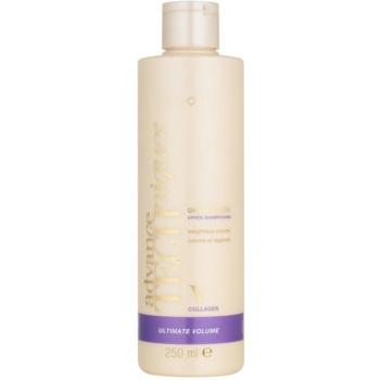 Avon Advance Techniques Ultimate Volume après-shampoing au collagène pour des cheveux volumisés 250 ml