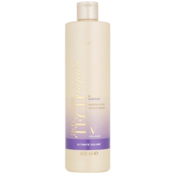 Avon Advance Techniques Ultimate Volume shampoing volume 24h 400 ml
