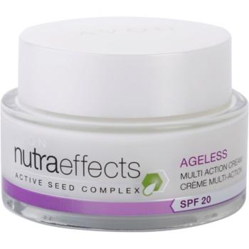 Avon Nutra Effects Ageless crème de jour action renouvelante SPF 20 50 ml