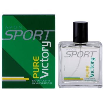 Avon Sport Pure Victory eau de toilette pour homme 50 ml