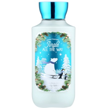 Bath & Body Works Jingle All The Way lait corps pour femme 236 ml