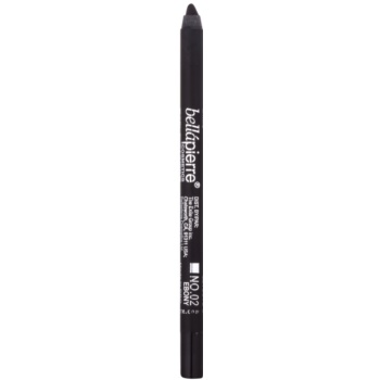 BelláPierre Gel Eye Liner crayon gel waterproof yeux teinte No.02 Ebony 1,8 g